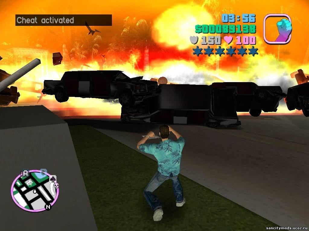 Скачать GTA Vice City на Android бесплатно